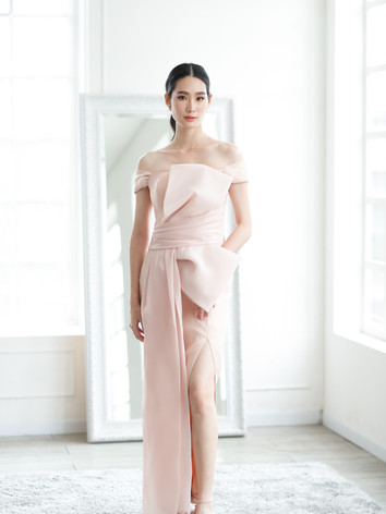 SOTHIDA Rosalia pink Dress 2