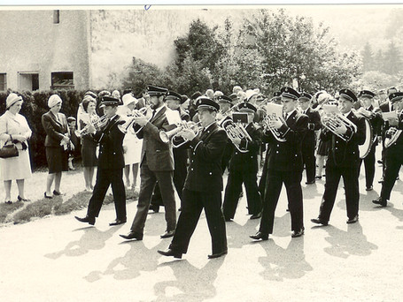 Cortège 1. Kommioun 1966