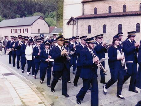 1984 feiert d'Sëller Musek 75 Joer