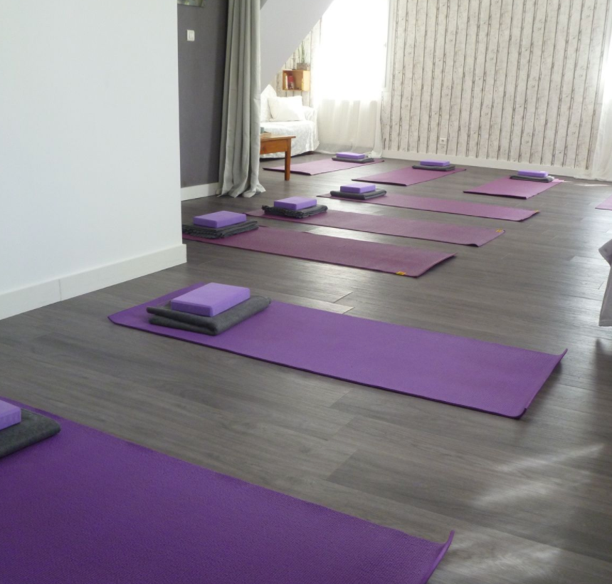 Salle de Yoga de Stéphanie à la Chapelle-des-marais