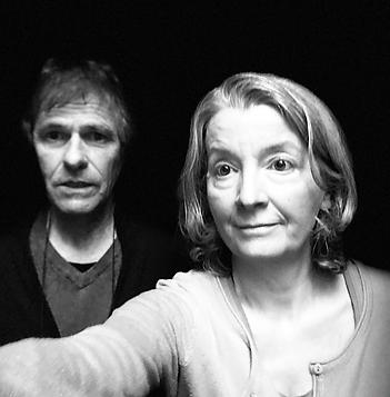 Portrait de Cath Bellières et Serge Gastineau profs de Yoga