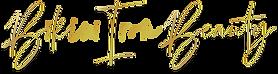 Bikini Iron Beauty Logo