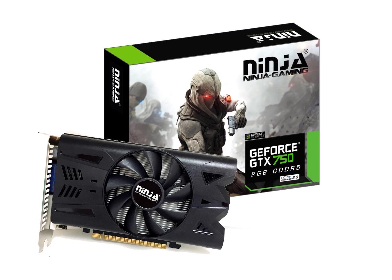 NINJA GTX750-2G