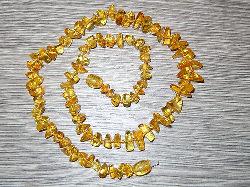 #1480 - Golden Honey Mixed Bead