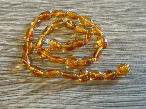 #1466 - Golden Honey Oval