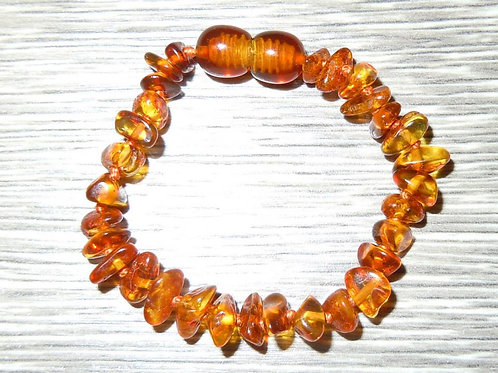 #1356 - Cognac Mixed Beads