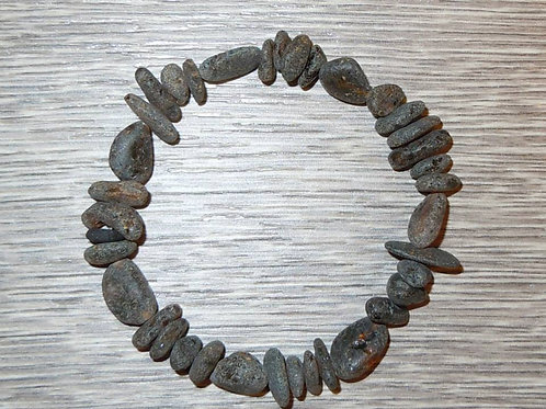 #1435 - Stone Raw Mixed Bead