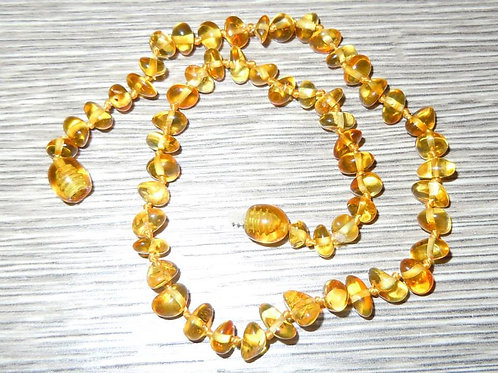 #1312 - Golden Honey Mixed Bead