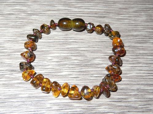 #1477 Olive Mixed Bead