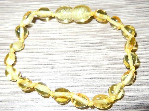 #1328 - Lemon Drop Oval