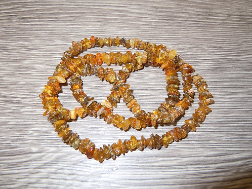 #1359 - Dark Golden Chip Long