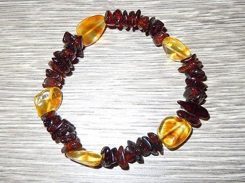 #1397 - Dark Cherry & Golden Honey