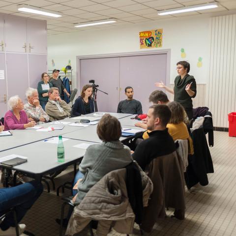 AMU - Accompagnement d'un projet d'habitat participatif en autopromotion - Bottière-Chénaie (Nantes)