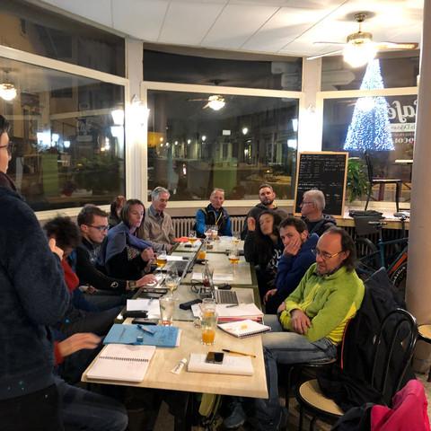 Facilitation - Comité d'Organisation de la Coupe du monde de ski de randonnée - Veynes (05)