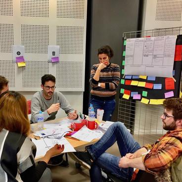 Démarche de créativité - iDays 2019 - Université Grenoble Alpes