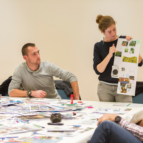 AMU - Accompagnement d'un projet d'habitat participatif - Orvault (44)