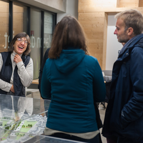 AMU - Accompagnement d'un projet d'habitat participatif - Erdre Porterie (Nantes)