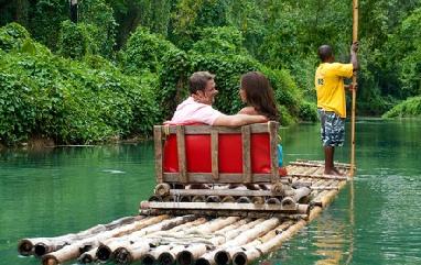 Rafting-on-Martha-Brae