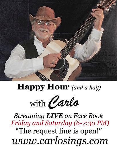 Happy Hour (half) w:Carlo (Fri. & Sat).j