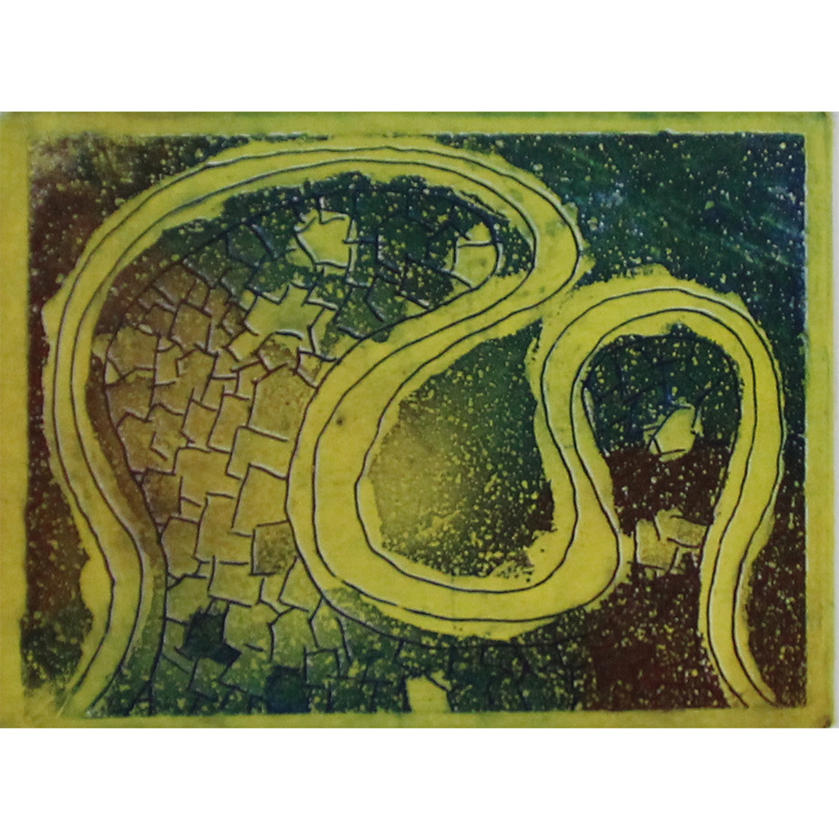 Sea Labyrinth III