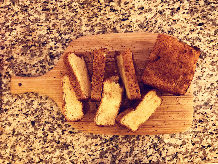 Low Carb/Keto-Friendly Bread