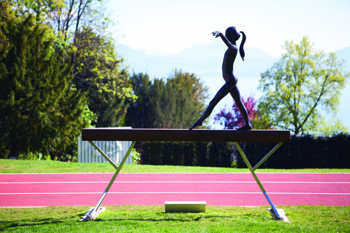 In It To Win It: The Triumphs and Accolades at Lausanne's Olympic Museum