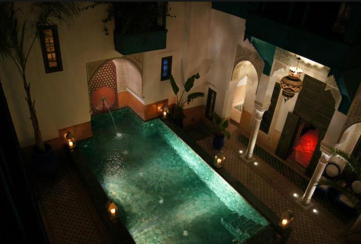 Riad Farnatchi, Marrakech, Morocco