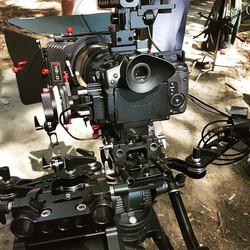 On set of #stuckbehindenemylines #millspicturesstudios #afilmmakinglife #makingmovies #war #WW2 #gh5