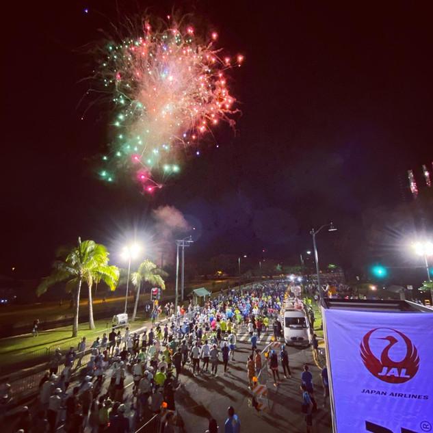 JAL Honolulu Marathon 2019