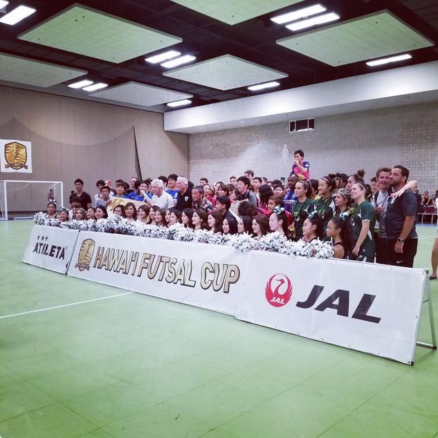 Hawaii futsal cup 2020