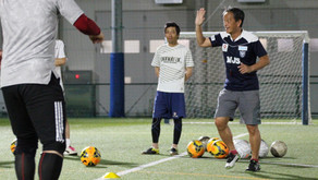 「名蹴会大人サッカークリニック」が初回大好評につき第2回開催が決定!!