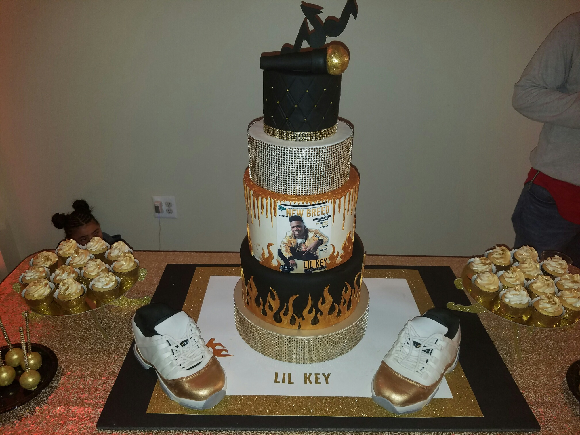 Lil Key 17th Birthday