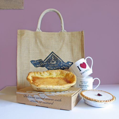 The Big Bakewell Mugs Bag