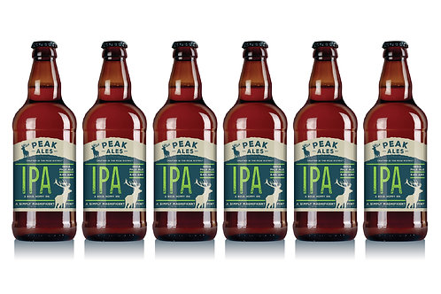 Peak Ales IPA - Case of 6