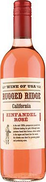 Rugged Ridge Zinfandel Rosé