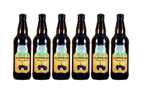 Bradfield Brewery Farmers Pale Ale - Case of 6