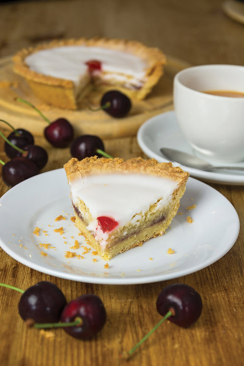 Bakewell Tart Every Month For A Year