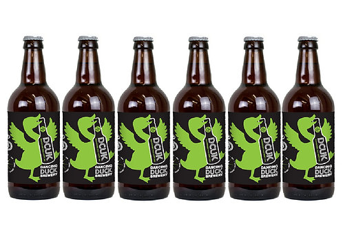 Dancing Duck Brewery DCUK - Case of 6
