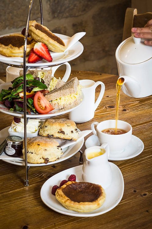 All Things Bakewell Afternoon Tea Voucher