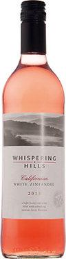 Whispering Hills White Zinfandel