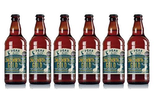 Peak Ales Chatsworth Gold - Case of 6