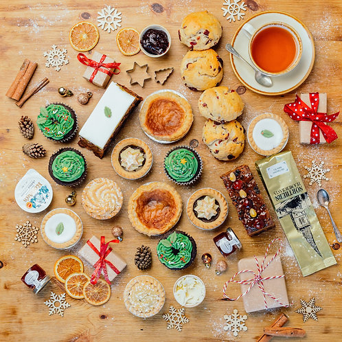 Christmas Afternoon Tea for Two
