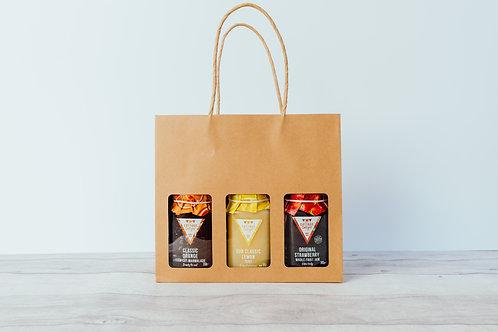 Jam, Curd & Chutney Gift Bag