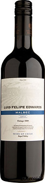 Luis Felipe Edwards Lot 2 Malbec