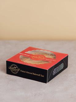 Flaked Almond Bakewell Tart