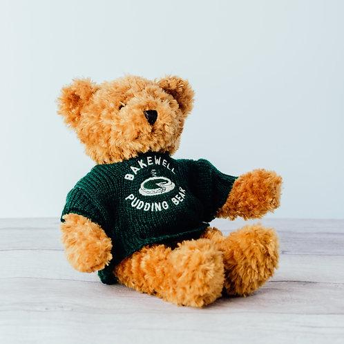 Bakewell Pudding Shop Bear