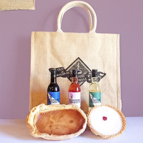 The Bakewell Wine Bag