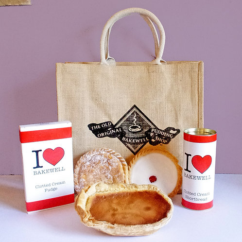 The I Love Bakewell Bag