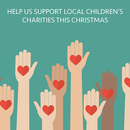 Local Children's Charity Christmas Donation