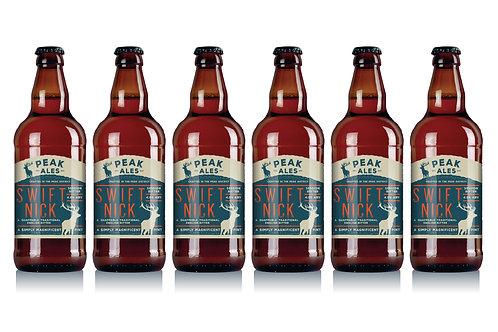 Peak Ales Swift Nick Session Bitter - Case of 6